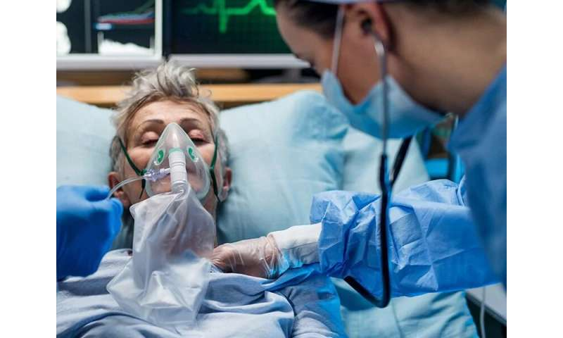Statement issued on use of anesthesia machines as ventilators