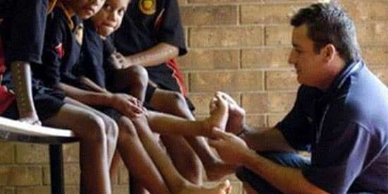 Step forward for culturally inclusive foot health
