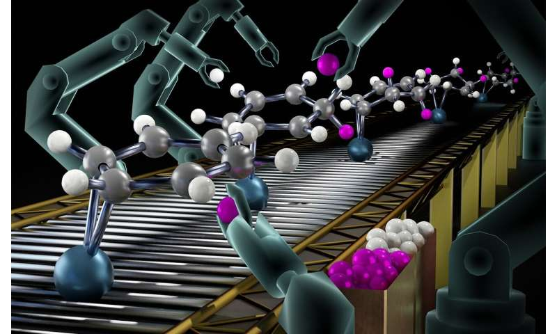 Story Tips: Shuffling atoms, thinning forests, fusion assembly and nuclear medicine