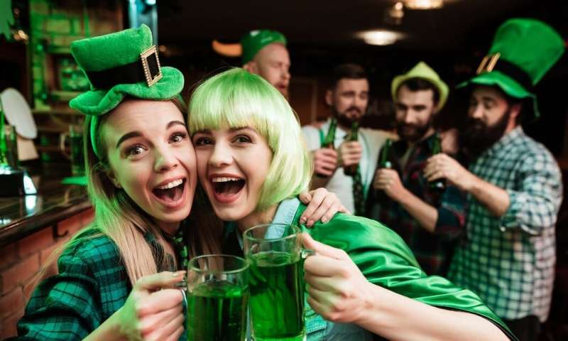 St. Patrick's Day: A time to toast ... your liver, and how it deals with green beer