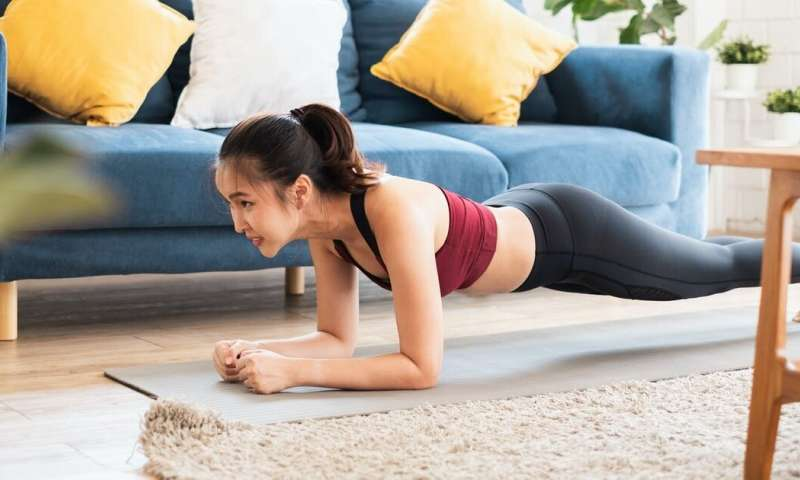 Strength training is as important as cardio - and you can do it from home during COVID-19