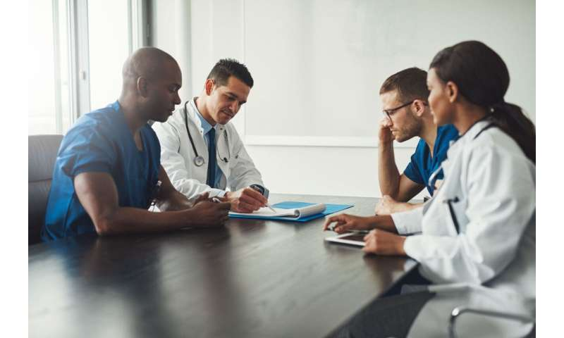 Stress-management strategies can boost health care teams during pandemic