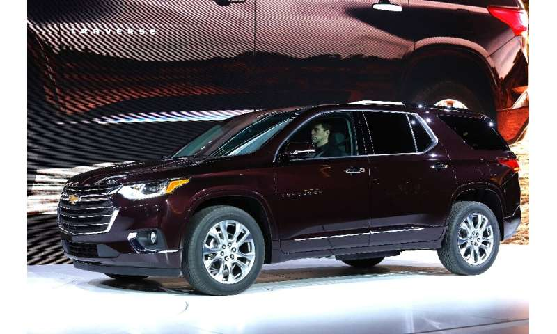 Strong sales of SUVs and other large vehicles again lifted US auto sales in 2019