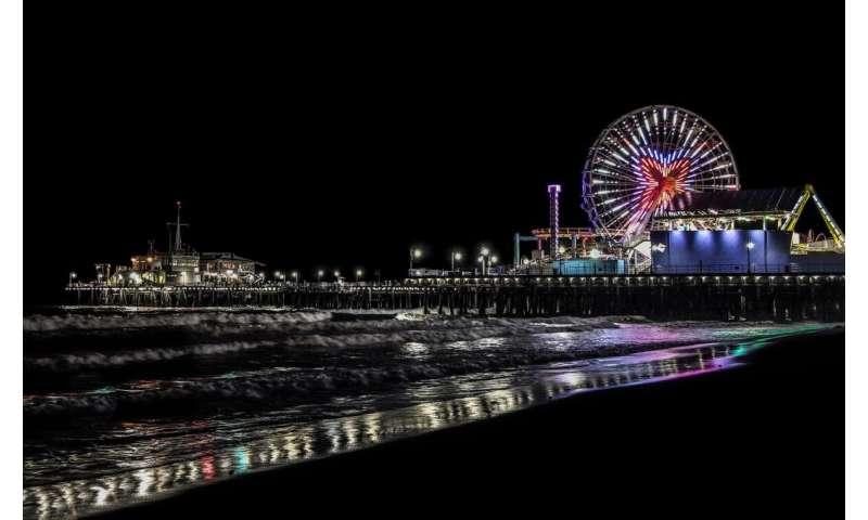 Study draws Southern California coastal light pollution into focus