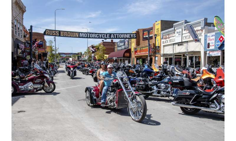 Study: Motorcycle rally sparked COVID-19 cases in next state thumbnail