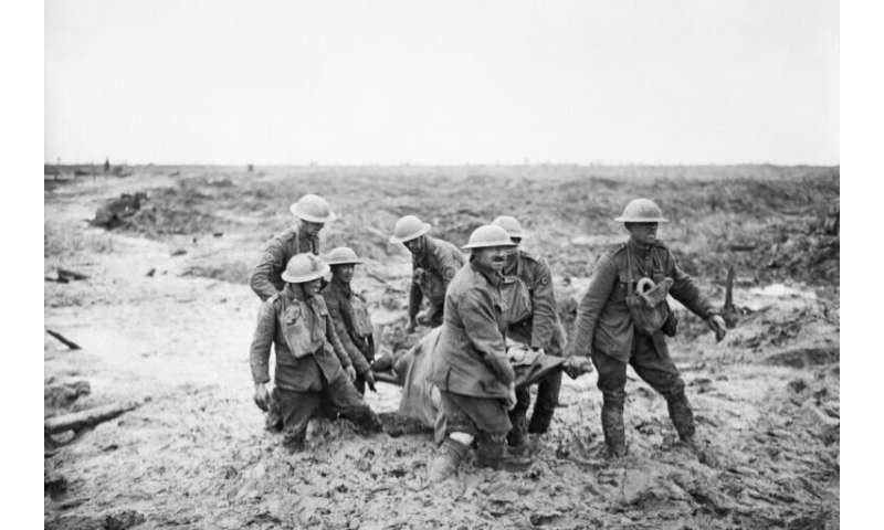Study offers clues to how climate affected 1918 pandemic
