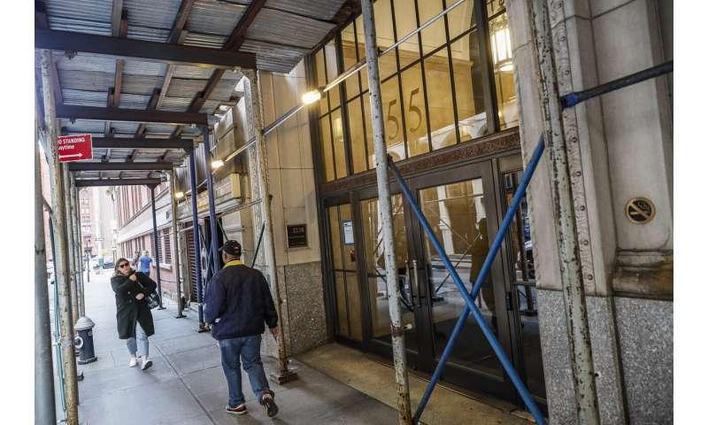 Suburban rabbi among New York's confirmed cases of COVID-19