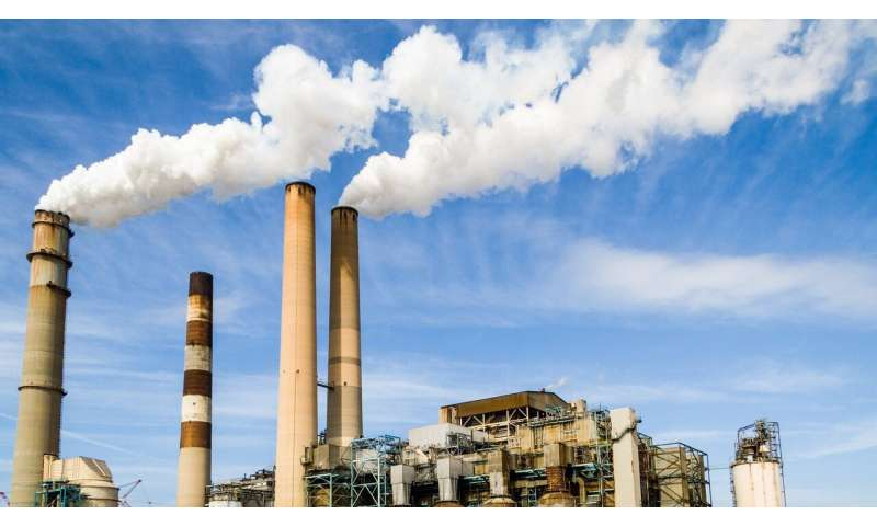 Sulphur dioxide concentrations drop over India during COVID-19