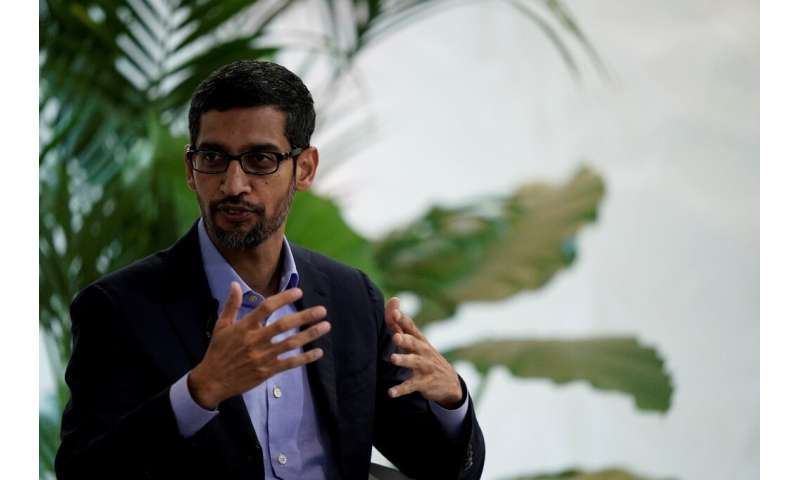 Sundar Pichai, CEO of Google and its parent firm Alphabet, announced the tech firm is offering $800 million in cash and credits