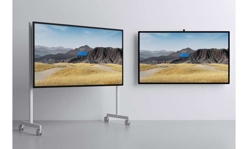 Surface Hub 2S: Microsoft introduces massive 85-inch display dedicated to Teams
