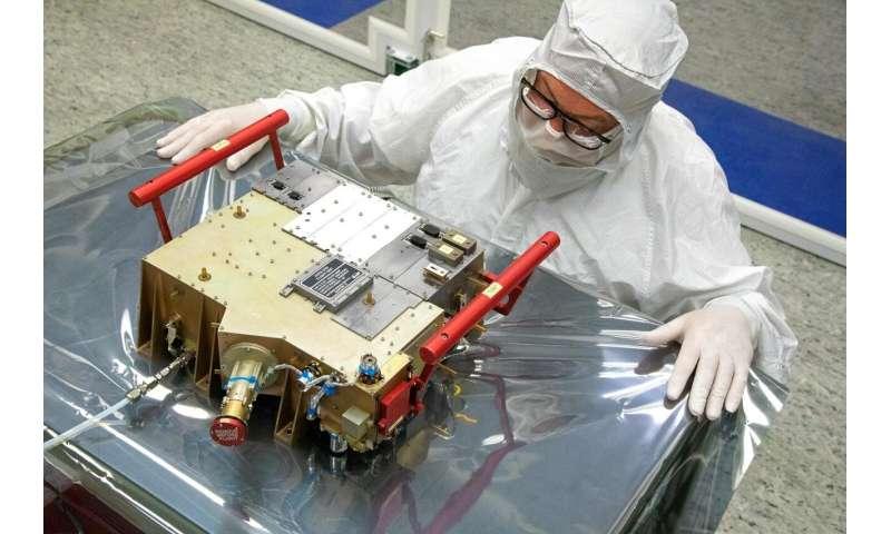 SwRI delivers ultraviolet instrument for ESA's Jupiter mission