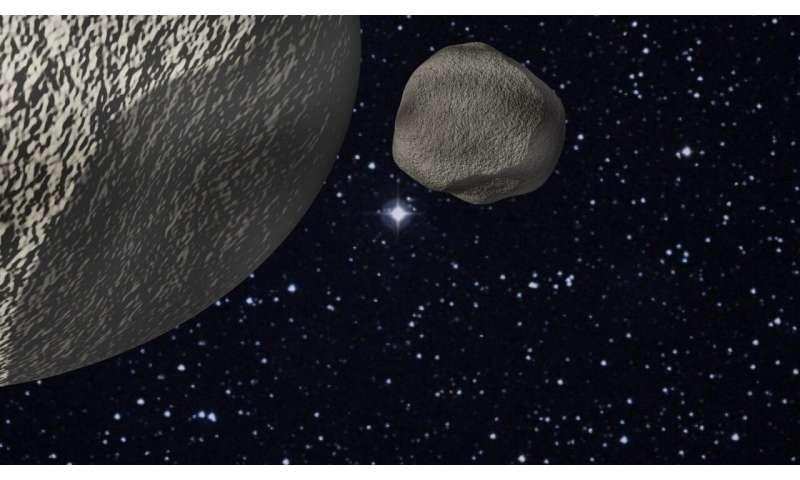 SwRI study describes discovery of close binary trans-Neptunian object
