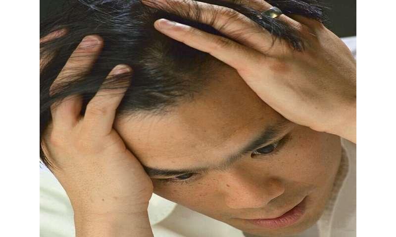 Symptoms of depression more prevalent during COVID-19