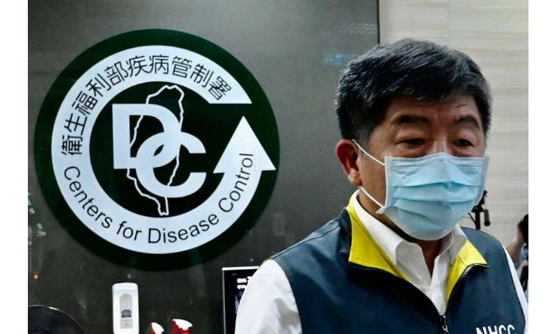 Pilot blamed for first Taiwan virus transmission since April thumbnail