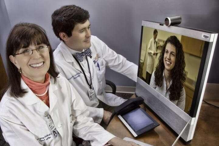 Telehealth tools developed for Ebola improve COVID-19 care