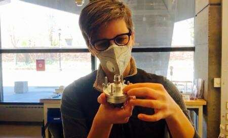 Testing system gives hospital 'new options' for crucial respirators