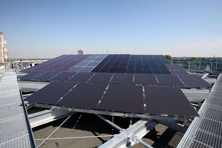 Tests measure solar panel performance beyond established standards
