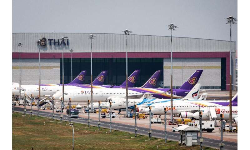Thai Airways is struggling, and is billions of dollars in debt