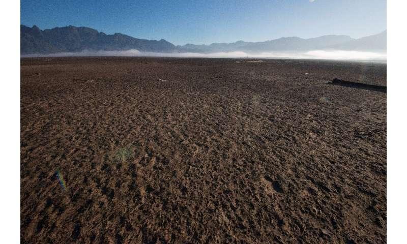 La sequía del 'Día Cero' de 2017 en Sudáfrica dejó los embalses estériles