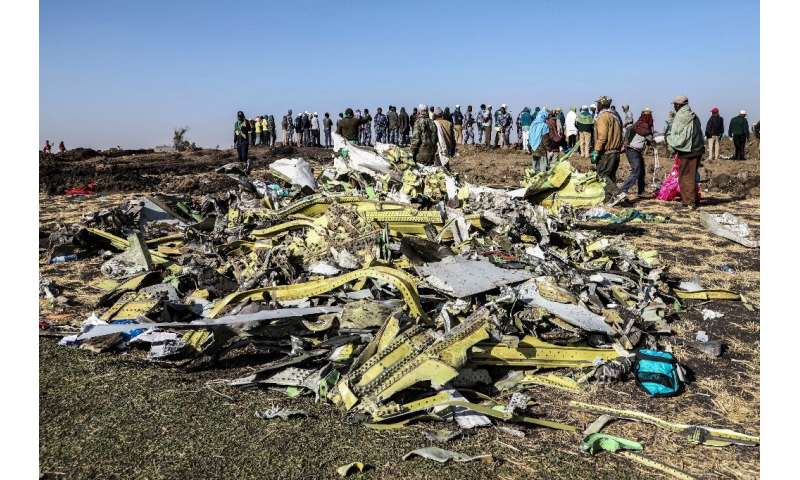 The 2019 crash of the Nairobi-bound Boeing 737 MAX six minutes after takeoff killed all 157 people on board