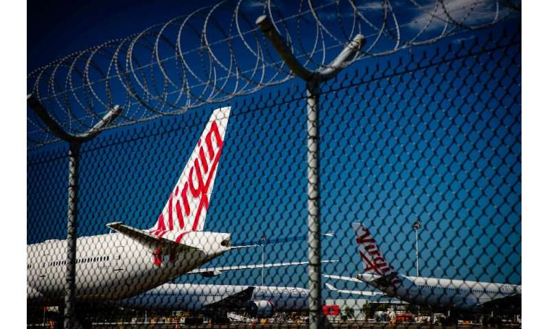 The airline went into voluntary administration on Tuesday with more than Aus$5 billion in debt