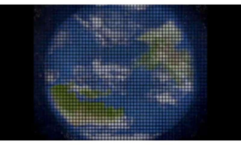 Le plan audacieux de voir les continents et les océans sur une autre Terre