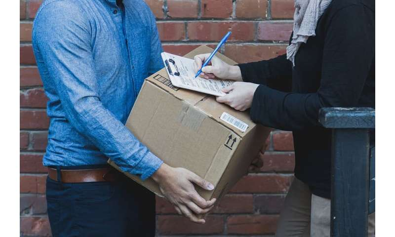 The carbon cost of home delivery and how to avoid it
