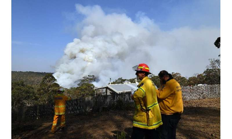 The catastrophic bushfiresin Australia have killed at least 26 people and destroyed more than 2,000 homes