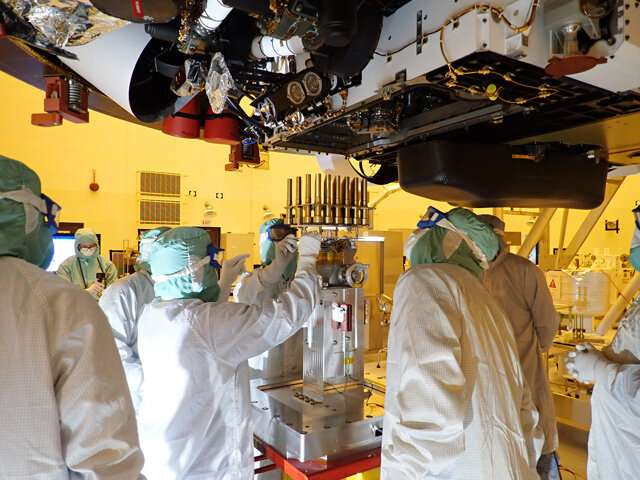 The extraordinary sample-gathering system of NASA's Perseverance Mars rover