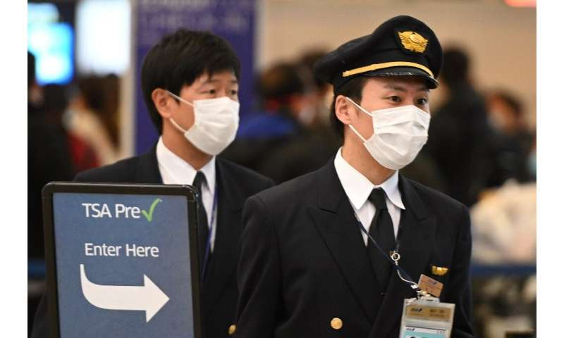 The global travel industry is one of the sectors hit hardest by the efforts to limit the novel coronavirus's spread