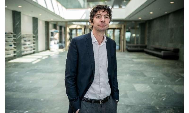 The high profile of Christian Drosten, a world-leading expert on coronaviruses, has made him a lightning rod for a noisy minorit