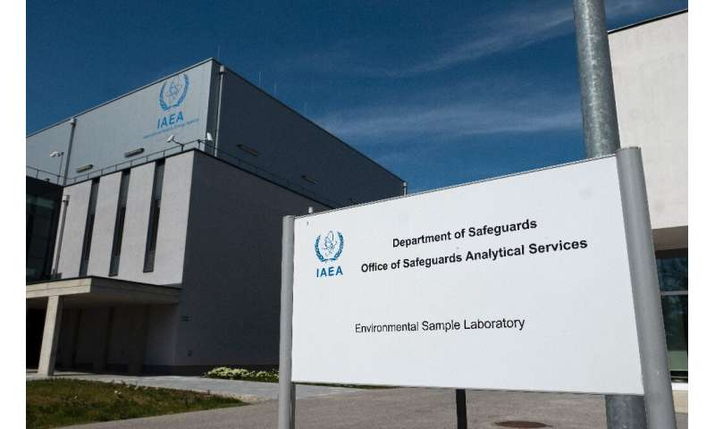 The IAEA's laboratories near Vienna are the only ones of their kind operated by the UN in the world