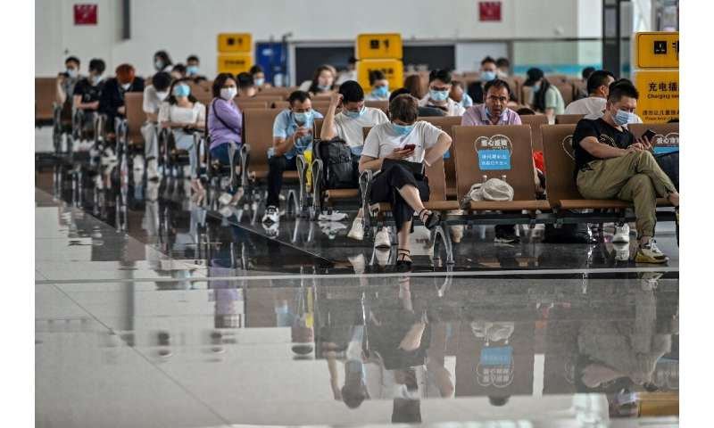The International Air Transport Association has suggested several measures to limit the risk of infection, including collecting