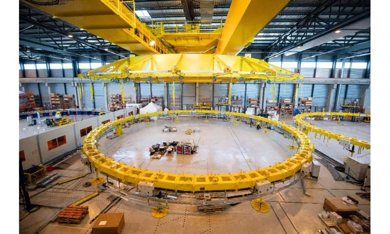 The ITER project aims to demonstrate that fusion power can be generated sustainably, and safely, on a commercial scale.