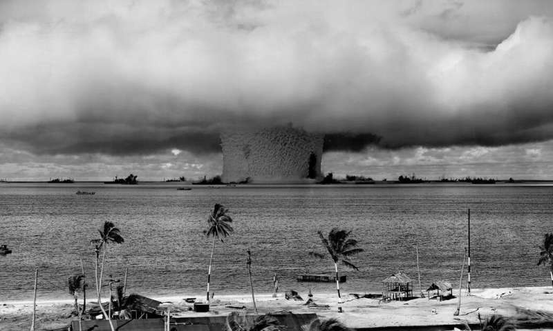 The mushroom cloud's silver lining: how the Cold War is helping the biggest fish in the sea