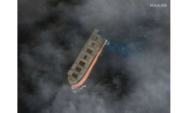 The MV Wakashio spilled 1,000 tons of oil into the waters off Mauritius, raising fears of an ecological disaster