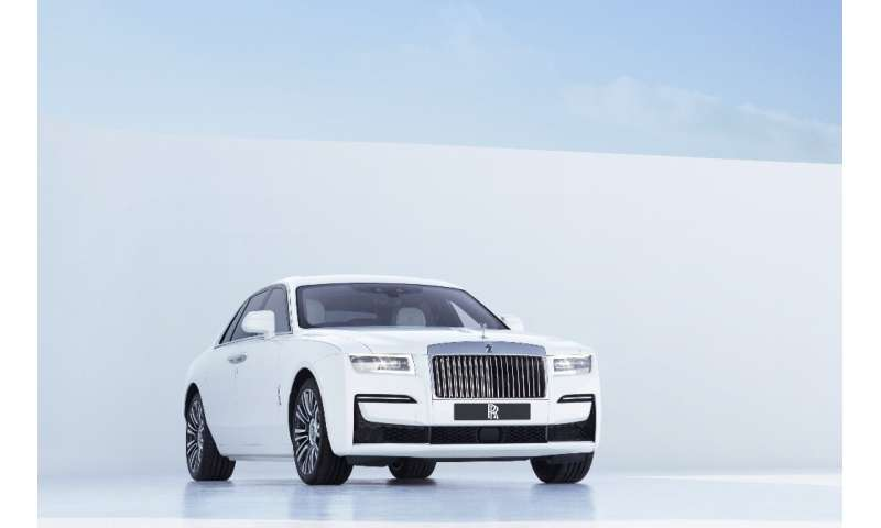 The new Rolls-Royce Ghost comes at a purchase price of £222,000