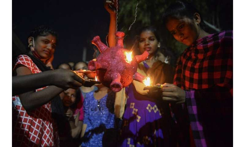 The pandemic and chronic pollution cast a shadow over the Diwali celebrations for hundreds of millions in India on the greatest Hindu