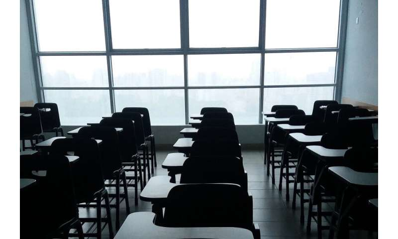 The pandemic's impact on education