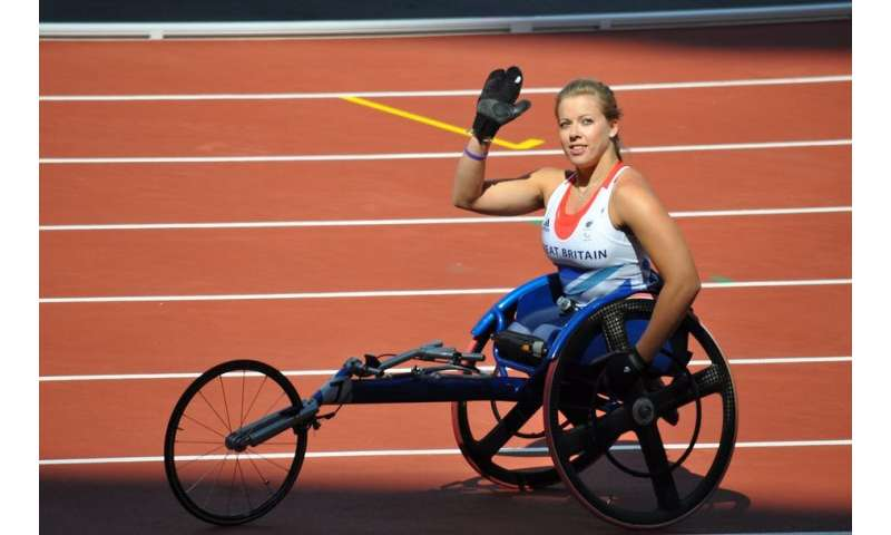 The Paralympic Games fails to increase disabled people's participation in sport