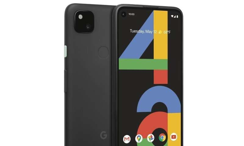 The Pixel 4a
