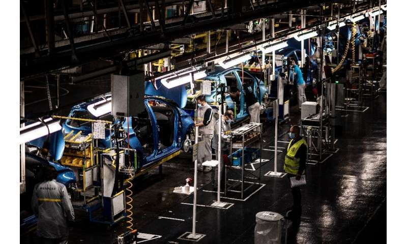 The plant that produces both Renault's Zoe electric vehicle and Nissan's hybrid  Micra in the Paris suburbs is one of the sites