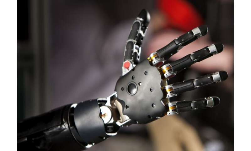 The prostheses that could alleviate amputees' phantom limb pain
