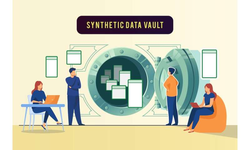 The real promise of synthetic data