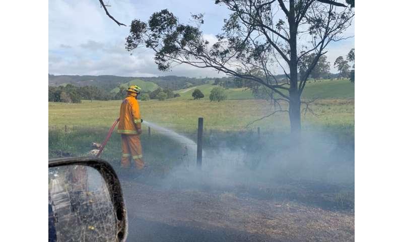 Bushfire hazard reduction: Here's a controlled burn idea worth trying