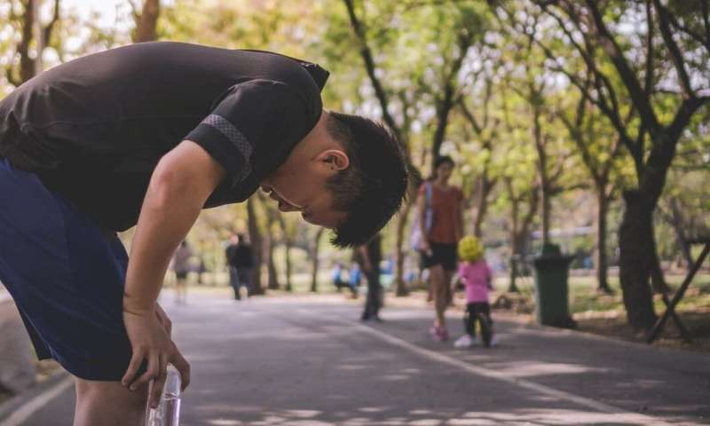 The serious consequence of exercising too much, too fast