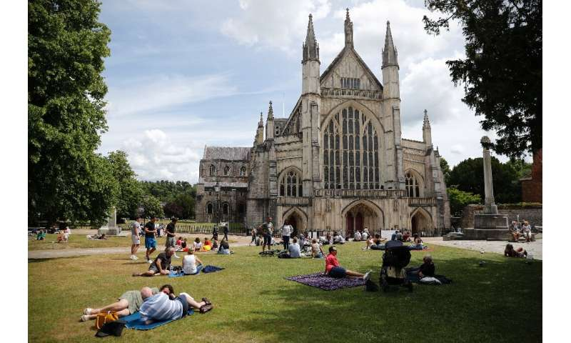 The UK government said it will reopen places of worship for individual prayer on June 15, 2020