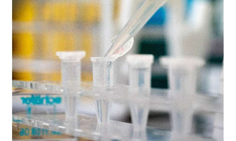 The UN labs also work on improvements to the nuclear-derived RT-PCR technology used for testing which may enable it to be used o