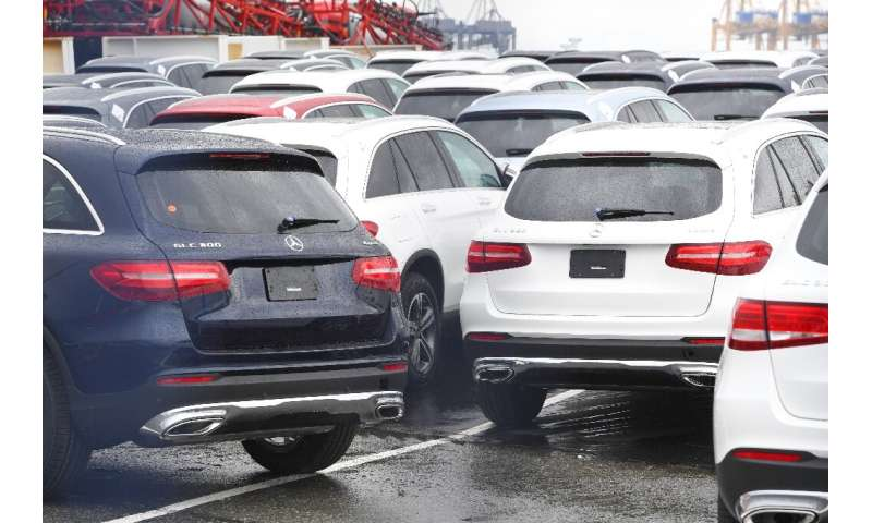The virus has put the brakes on Germany's car trade