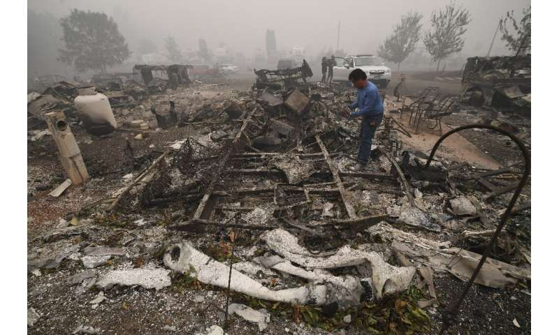 The West Coast blazes have torched an area roughly the size of the state of New Jersey and killed at least 35 people
